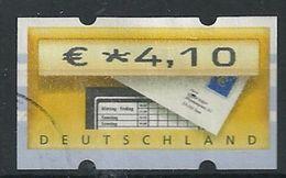 ALEMANIA 2002 - DISTRIBUIDORES - [7] République Fédérale