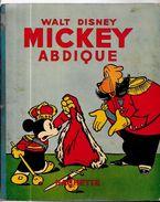 Cartonnage Walt Disney N° 17 Hachette 1939 - Bücher, Zeitschriften, Comics