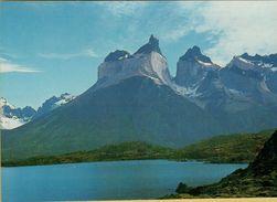 141891 CUERNOS DEL PAINE PARQUE NACIONAL TORRES DEL PAINE CHILE CILE - Cile