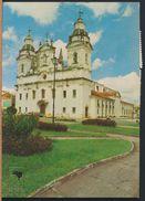°°° 8236 - BRASIL - BELEM - CATEDRAL METROPOLITANA - 1985 With Stamps °°° - Belém