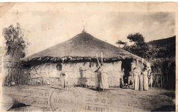 Djibouti Animée Toucoule Abyssine - Djibouti