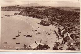 Pays De Galles Porthdinllaen Morfa Nefyn Belle Vue Aérienne - Pays De Galles