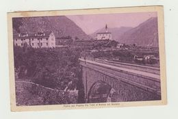 ARSIERO - VELO D'ASTICO - (VENETO) - PONTE SUL POSINA - VIAGGIATA 1929 - Vicenza