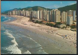 °°° 8239 - BRASIL - BELO HORIZONTE - PRAIA DAS PITANGUEIRAS - 1971 With Stamps °°° - Belo Horizonte