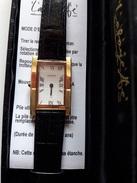 VINTAGE : MONTRE GALERIES LAFAYETTE   REF2 - Advertisement Watches