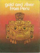 Perù, Funeral Mask In Hammered Gold, Chimu Culture, XIII Century AC - Perù