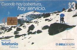 TARJETA TELEFONICA DE ECUADOR. (249) - Ecuador