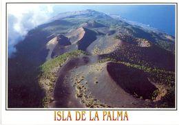 Canaries - La Palma - Ruta De Los Volcanes Vista Aérea - Ediciones DAVID Barcelone Nº 280 - Neuve - 2129 - La Palma