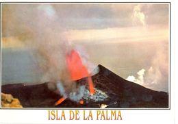 Canaries - La Palma - Fuencaliente - Volcán Teneguia - Erupción 26/10/71- Ediciones DAVID Barcelone Nº 009 - Neuve- 2132 - La Palma