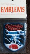 ECUSSON TISSU BRODE COLOMBIA ICEFIELD  VOIR AUTRES MODELES DS MA BOUTIQUE ET CELLE ULTIMA31 - Ecussons Tissu
