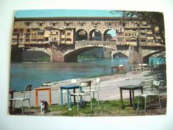 FIRENZE  -   VIAGGIATA  COME DA FOTO - Firenze