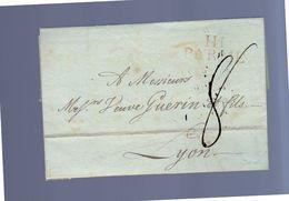 1812 Parme > Guerin & Fils Lyon (EO52) - Parme