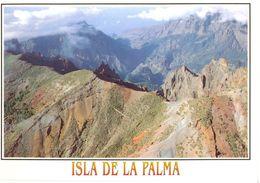 Canaries - La Palma - Caldera De Taburiente - Vista Aérea - Ediciones DAVID Barcelone Nº 281 - Neuve - 2136 - La Palma