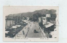 Mytilini Ou Mytilene Ou Μυτιλήνη, Lesbos  (Grèce) : Le Quai Et Le Port En 1950 (animé)PF. - Grèce