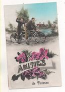36618 -    Amitiés De  Faimes  -  Tandem - Faimes