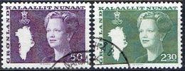 GREENLAND  # FROM 1980 STAMPWORLD  126-27 - Groenlandia