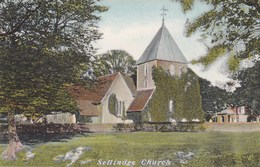 SELLINDGE CHURCH - England