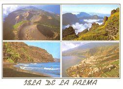 Canaries - La Palma - Varios Aspectos - Ediciones DAVID Barcelone - Nº 315 - Neuve - 2145 - La Palma