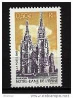 "FR YT 3579 "" Basilique N-D De L'Epine "" 2003 Neuf** - Unused Stamps"
