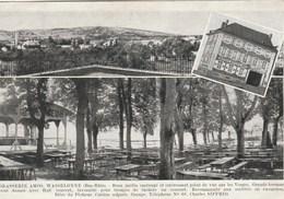Brasserie AMOS , WASSELONNE   , Charles Siffrid  - 105x150 - Wasselonne
