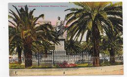 BASTIA - N° 8 - MONUMENT A NAPOLEON (EMPEREUR ROMAIN) - CPA NON VOYAGEE - Bastia