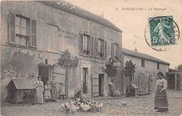 SARCELLES - Le Barrage - Sarcelles