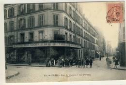 Paris- Rue De Vanves Et Rue Pernety - Distretto: 14