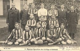 EQUIPE FOOT COLLEGE ARRAS - Arras