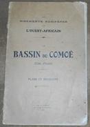 Le Bassin Du Comoé (Côte D'Ivoire) Les Gisements Aurifères De L'Ouest-Africain - Livres, BD, Revues