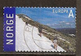 Norvege Norway 2013 Ski Obl - Usati