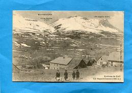 Col Bayard Chauvet-4 Enfants Dans Le Pré Avec Chien- -années 1900-10 -éditionJ Payan - Francia