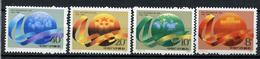 1988 - CINA - Mi. Nr. 2190/2193 -  NH - (CW2427.53) - 1949 - ... Repubblica Popolare