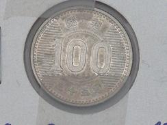 Japon 100 Yen 1960 ARGENT SILVER Japan - Japon