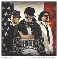 SVINKELS - Dirty Centre - CD - PUNK RAP - PROMO - Punk