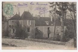 52 HAUTE MARNE - LANGRES Environs, Château De Charmoilles - Langres