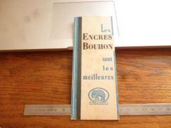 Marque-page Librairie Castaigne Bruxelles Encres Bouhon éléphant - Marque-Pages