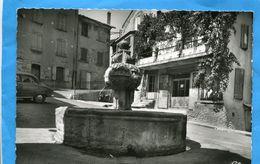 SAINTE TULLE-place Dela Fontaine--a Voyagé-éditionC A P - France
