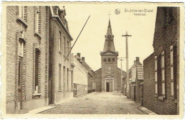 St.Joris-ten-Distel. Kerkstraat. - Beernem