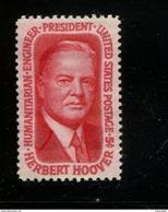 202331822 USA 1965 POSTFRIS MINT NEVER HINGED POSTFRISCH EINWANDFREI SCOTT 1269 HERBERT HOOVER - United States