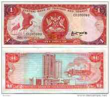 Trinité-et-Tobago 1 DOLLAR Pick 36a NEUF - Trinité & Tobago
