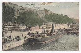 75 PARIS - 1ER, Le Port Saint-Nicolas, Pionnière - Arrondissement: 01