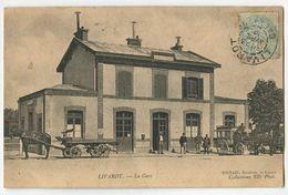LIVAROT La Gare Belle Animation - Livarot