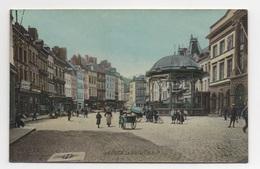 BELGIQUE - NAMUR La Grande Place, Traitée En Carte Photo - Namur