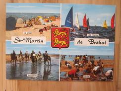 Saint Martin De Brehal - Other Municipalities