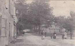VALENCE D'ALBIGEOIS Le  FOIRAL  ( Plan Animé ) - Valence D'Albigeois