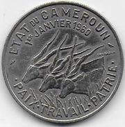 Etat Du CAMEROUN -  50 Francs  1960 - Cameroon
