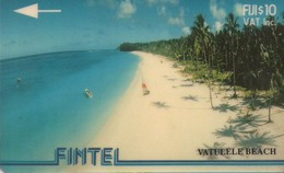 TARJETA TELEFONICA DE LAS ISLAS FIJI. (4CWFA) (415) - Fiji