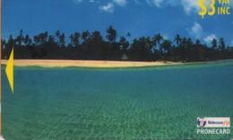 TARJETA TELEFONICA DE LAS ISLAS FIJI. (26FLB) (419) - Fiji