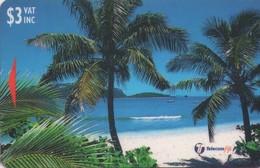 TARJETA TELEFONICA DE LAS ISLAS FIJI. (26FIB) (424) - Fiji
