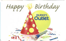 Burke's Outlet Gift Card - Gift Cards